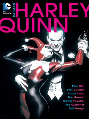 cover image of Batman: Harley Quinn