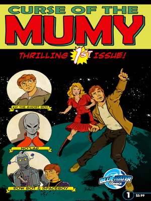 cover image of Curse of the Mumy, Issue 1
