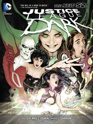 cover image of Justice League Dark (2011), Volume 1