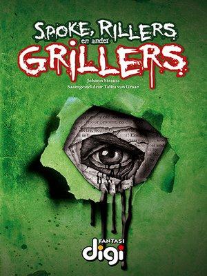 cover image of Spoke, Rillers en ander Grillers