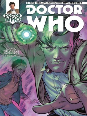 cover image of Doctor Who: The Eleventh Doctor, Year One (2014), Issue 14