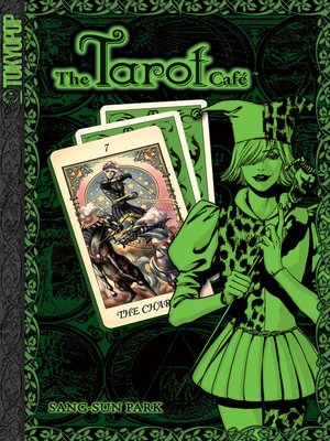 cover image of The Tarot Cafe, Volume 7