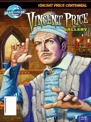cover image of Vincent Price Presents Gallery 2