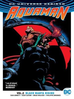cover image of Aquaman (2016), Volume 2