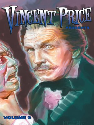 cover image of Vincent Price Presents, Volume 2