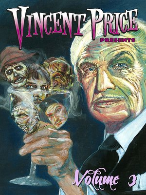 cover image of Vincent Price Presents, Volume 3