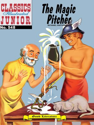 cover image of The Magic Pitcher