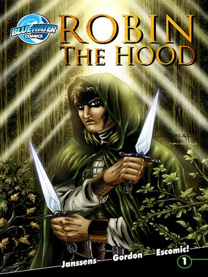 cover image of Robin the Hood, Issue 1
