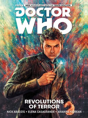 cover image of Doctor Who: The Tenth Doctor, Year One (2014), Volume 1