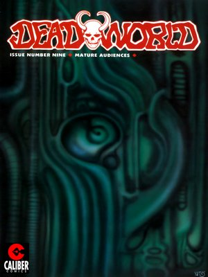 cover image of Deadworld, Volume 2, Issue 9