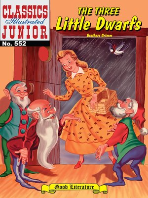 cover image of The Three Little Dwarfs