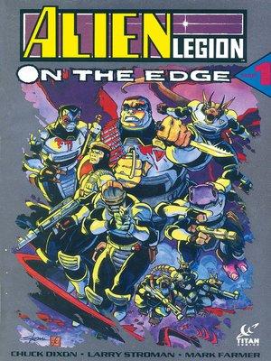 cover image of Alien Legion (1984), Issue 40