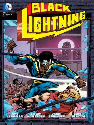 cover image of Black Lightning (1977), Volume 1