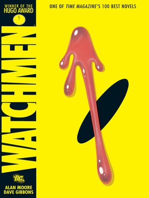cover image of Watchmen