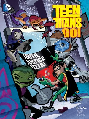 cover image of Teen Titans Go!