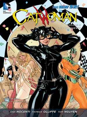 cover image of Catwoman (2011), Volume 5
