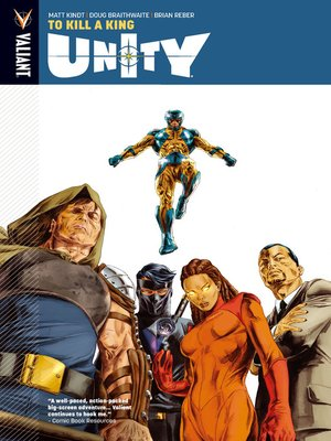 cover image of UNITY, Volume 1