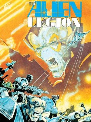cover image of Alien Legion (1984), Issue 2