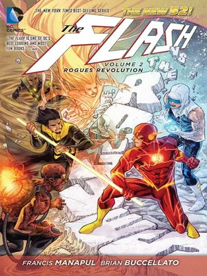 cover image of The Flash, Volume 2