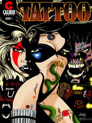 cover image of Deadworld: Tattoo, Issue 1