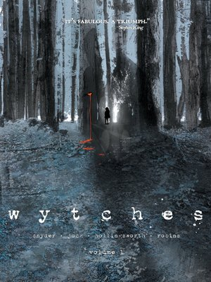 cover image of Wytches, Volume 1