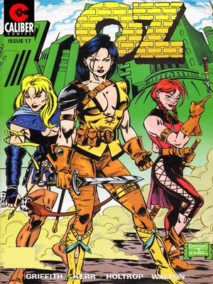 cover image of OZ, Issue 17