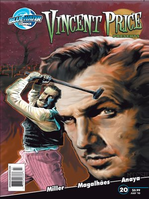 cover image of Vincent Price Presents, Issue 20