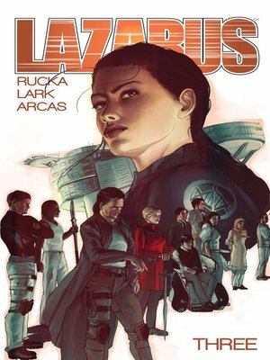 cover image of Lazarus (2013), Volume 3