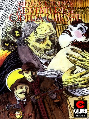 cover image of Sherlock Holmes: Adventure of the Opera Ghost, Issue 2