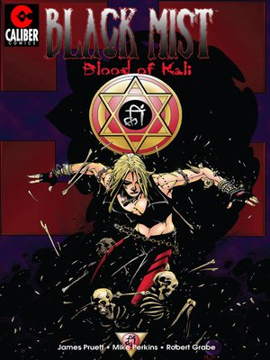 cover image of Black Mist: Blood of Kali