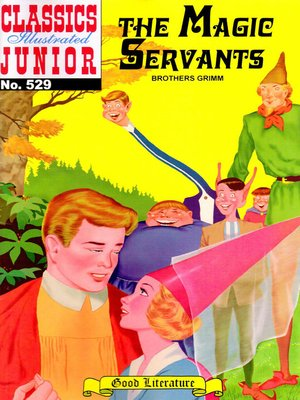 cover image of The Magic Servants
