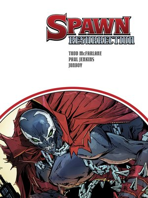 cover image of Spawn Resurrection, Volume 1