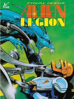 cover image of Alien Legion, Issue 39
