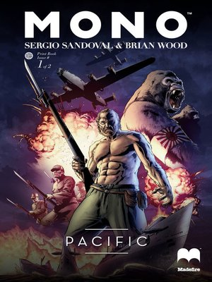 cover image of Mono: Pacific, Issue 1