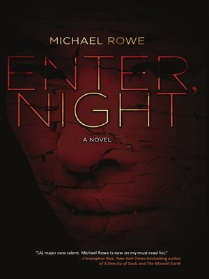 cover image of Enter, Night