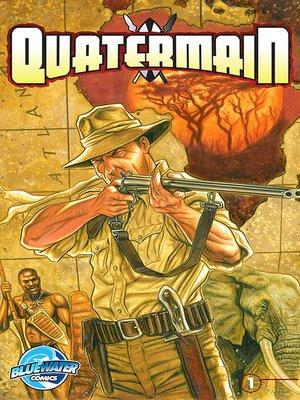 cover image of Quatermain, Issue 1