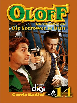 cover image of Die Seerower se Buit