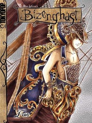 cover image of Bizenghast, Volume 4