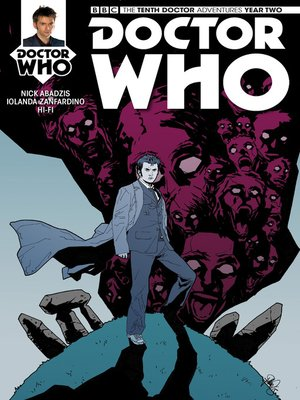cover image of Doctor Who: The Tenth Doctor, Year Two (2015), Issue 9