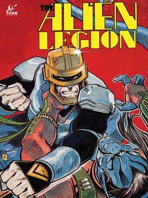 cover image of Alien Legion (1984), Issue 14
