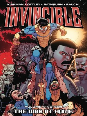 cover image of Invincible (2003), Volume 19