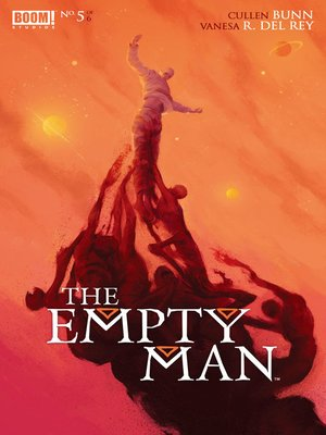 cover image of The Empty Man, Issue 5