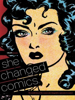 cover image of She Changed Comics