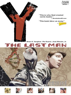 cover image of Y: The Last Man (2002), Volume 1