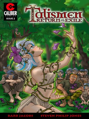 cover image of Talismen: Return of the Exile, Issue 2