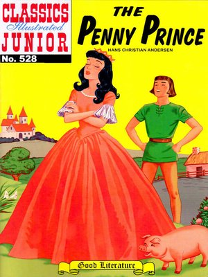 cover image of The Penny Prince