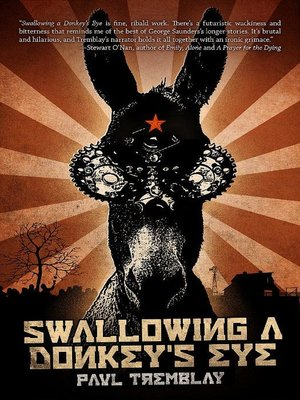 cover image of Swallowing a Donkey's Eye