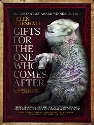 cover image of Gifts for the One Who Comes After