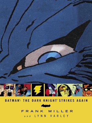 cover image of Batman: The Dark Knight Strikes Again