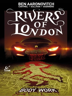 cover image of Rivers of London: Body Work (2015), Issue 3